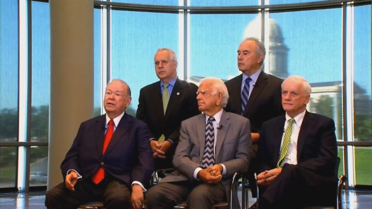 Former Gov. David Boren Says Next Governor Will Need Make Investments