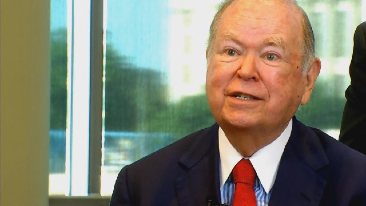 Former Gov. David Boren: 'We Need Specific Plans'