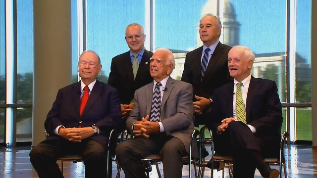 Former Gov. George Nigh Looks Back At His Toughest Challenge While In Office