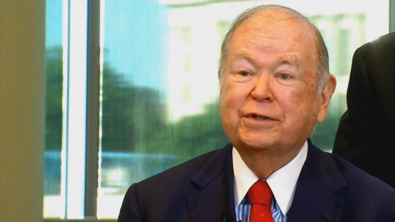 Former Gov. David Boren Talks About How Watergate Affected His Time In Office