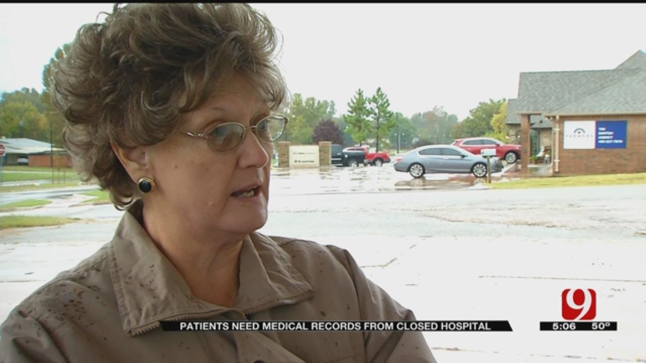 City Sets Up Hotline For Former Pauls Valley Hospital Patients To Get Medical Records