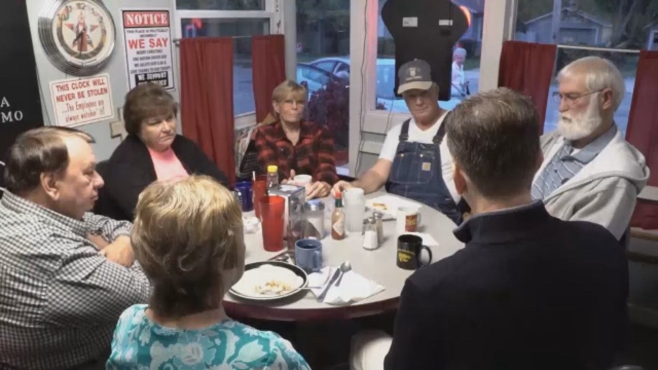Missouri Road Trip Reveals What Matters Most To Voters