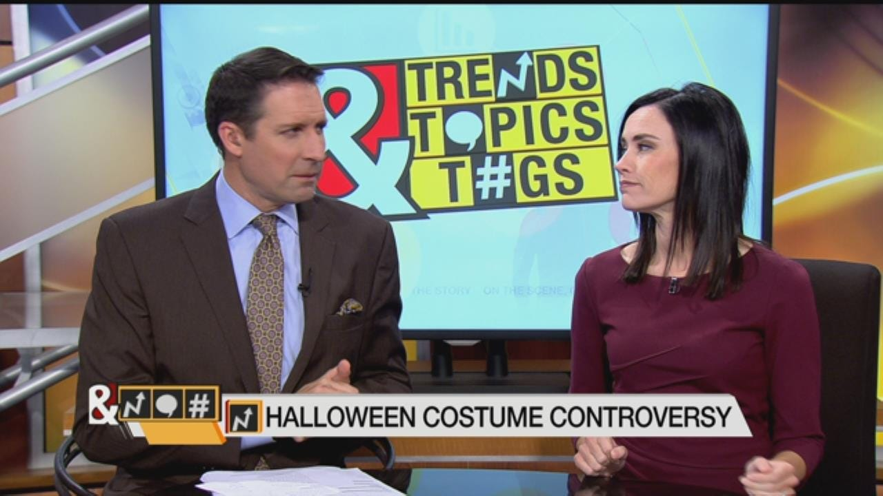 Trends, Topics & Tags: Costume Controversy