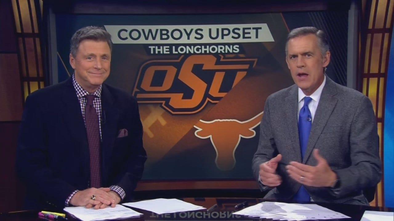 OSU Breakdown: Cowboys Upset Longhorns