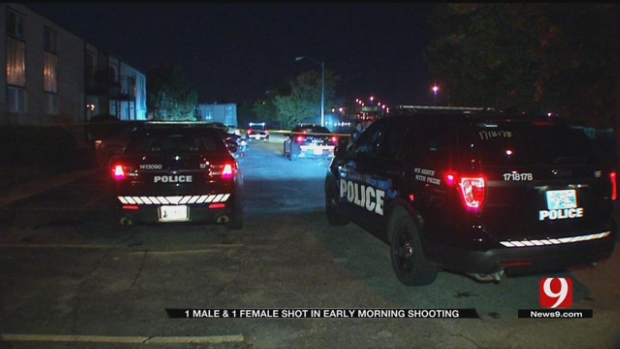 2 Injured In OKC Apartment Shooting