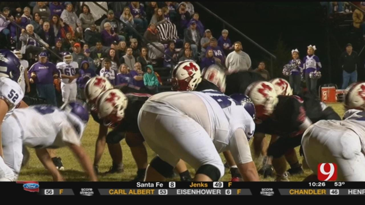Morrison Shuts Out Hominy