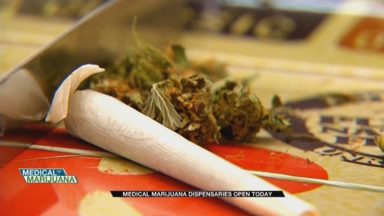 Oklahoma Dispensaries Selling THC Legally For First Time