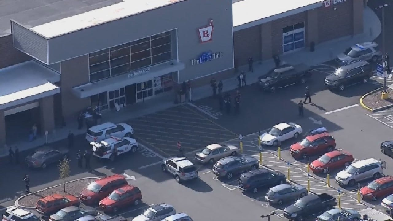 Raw Video From Scene Of Shooting At Kentucky Grocery Store