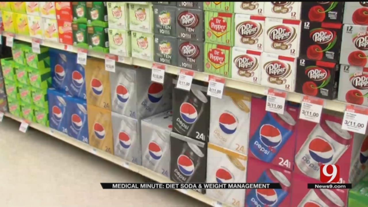 Medical Minute: Diet Soda