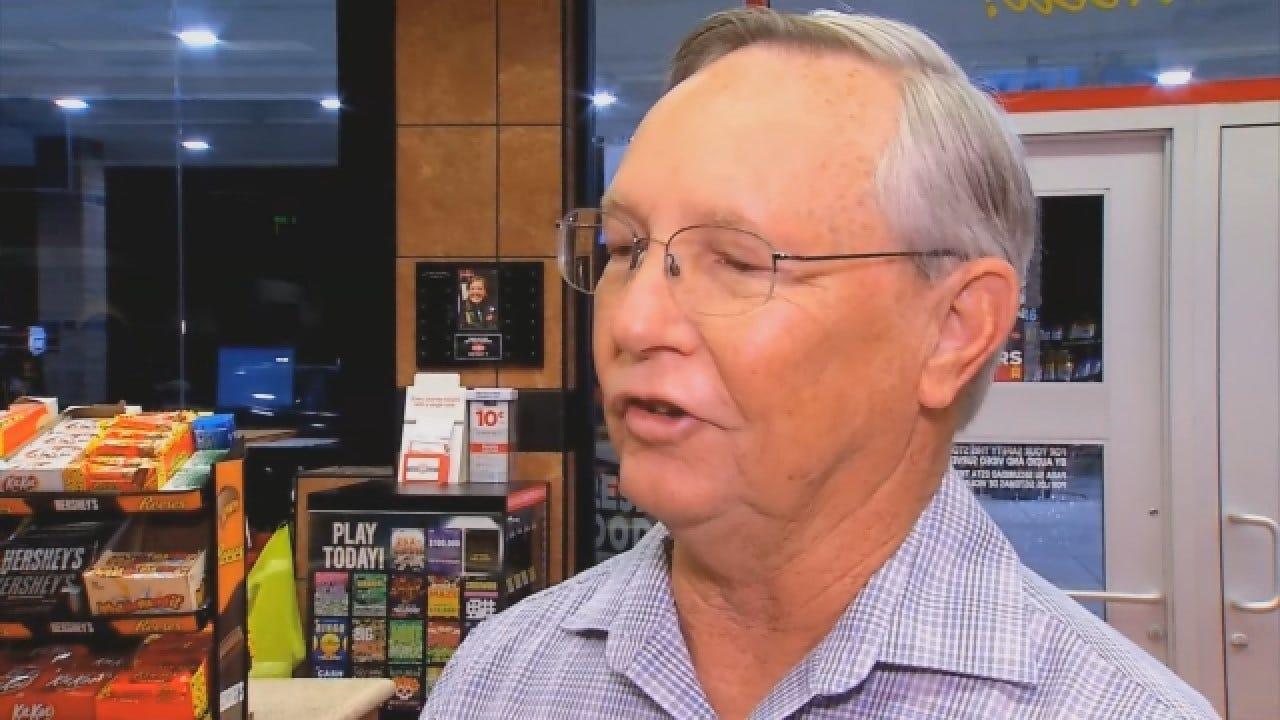 Oklahoma Mega Millions Player Ponders Retirement, Giving