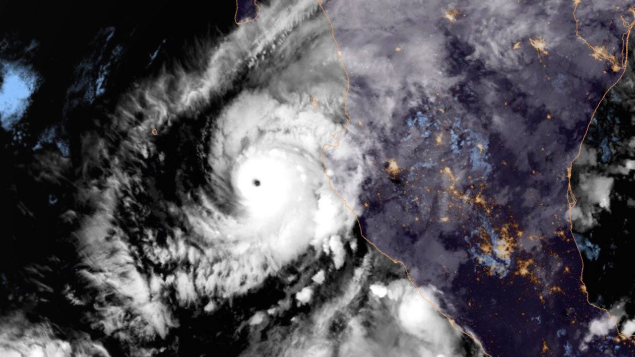 Hurricane Willa Expected To Make Landfall