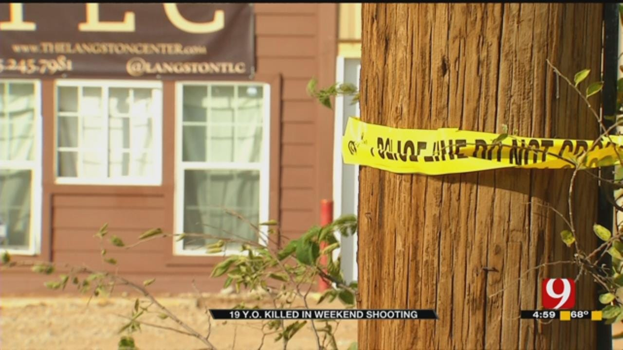 OSBI: No Arrests Made In Deadly Langston Shooting