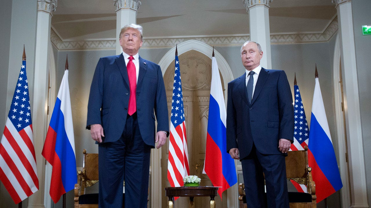 Russia Fires Back At President Trump's Plan To Pull U.S. Out Of Nuclear Arms Treaty