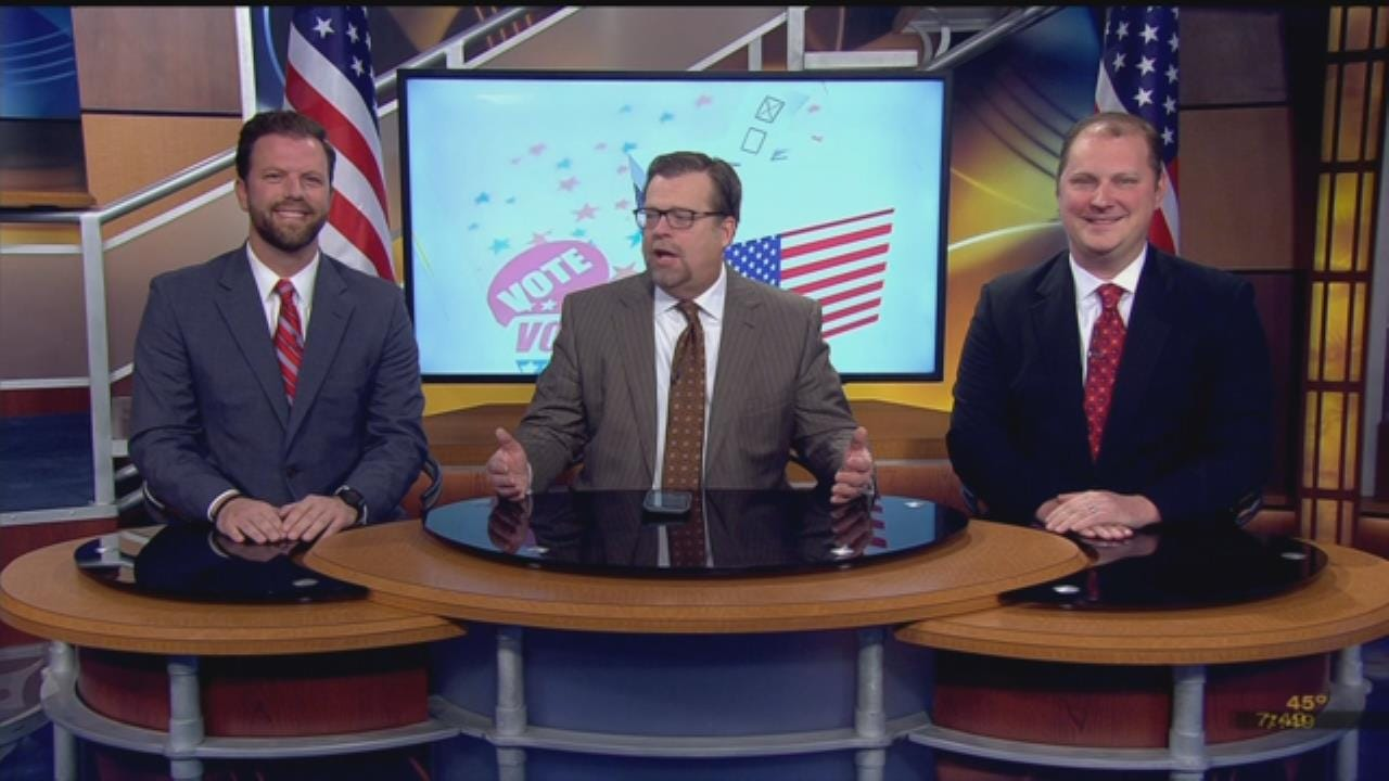 Your Vote Counts: Oklahoma Gubernatorial Race Tightening