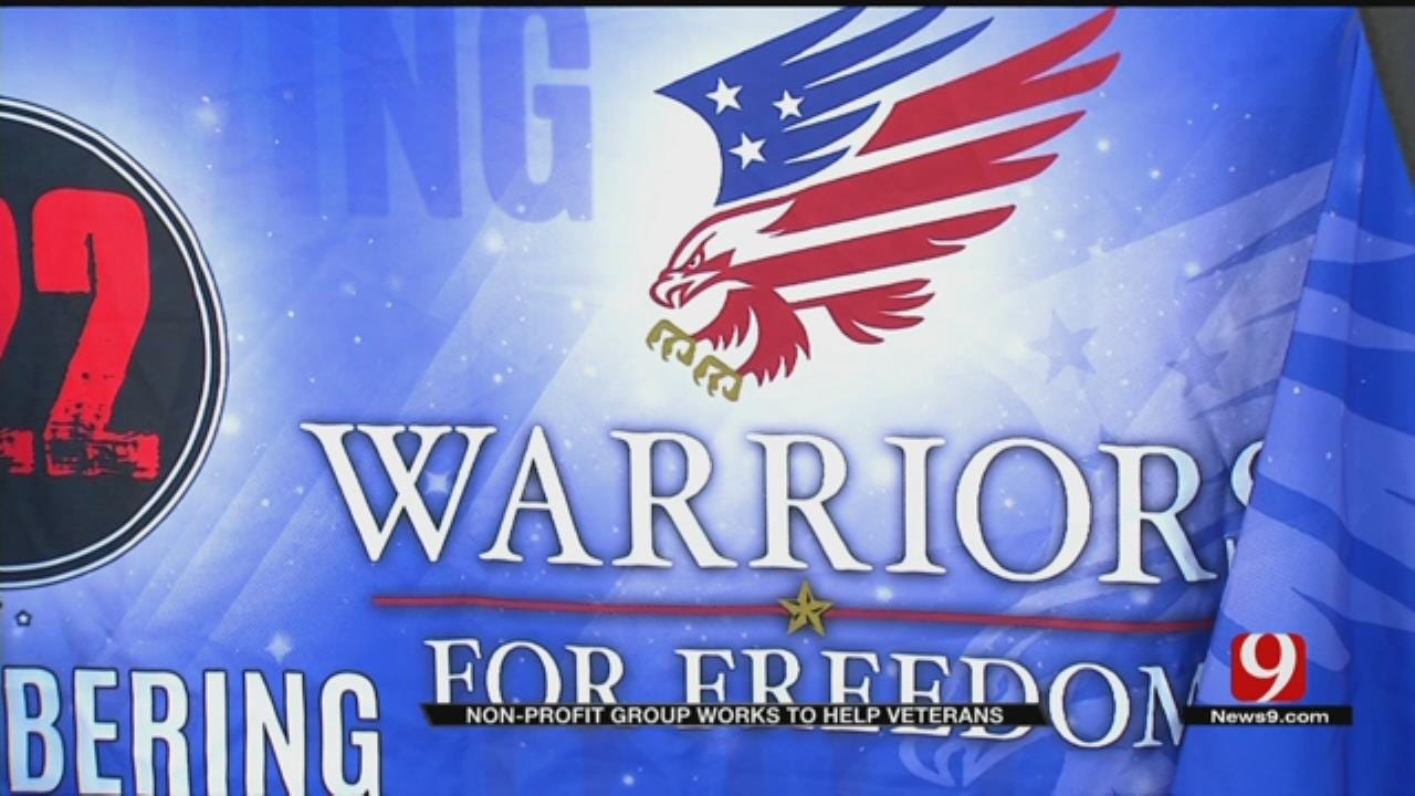 Nonprofit Group, Warriors For Freedom Works To Help Veterans