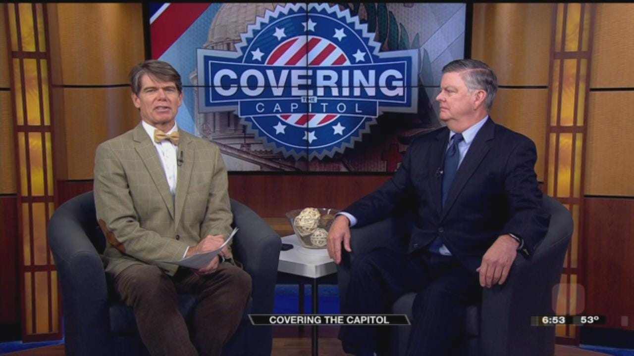 Covering The Capitol: SQ 793 To Bring Affordable Eye Care To Oklahoma