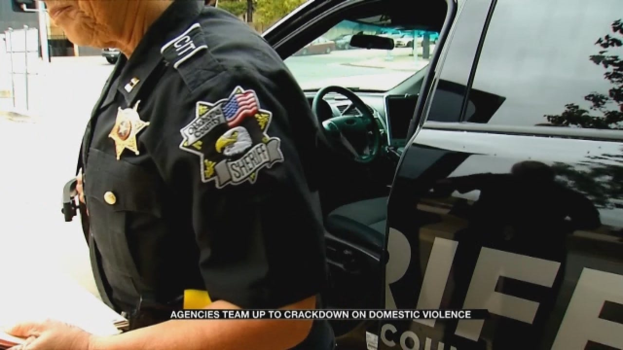 Domestic Violence Warrant Sweep Leads To Dozens Of Arrests