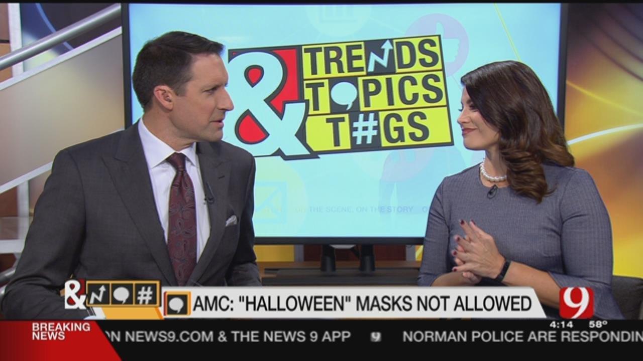 Trends, Topics & Tags: AMC On 'Halloween' Masks