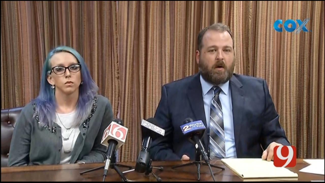 WATCH: Medical Marijuana Lawsuit Filed Against State Of Oklahoma