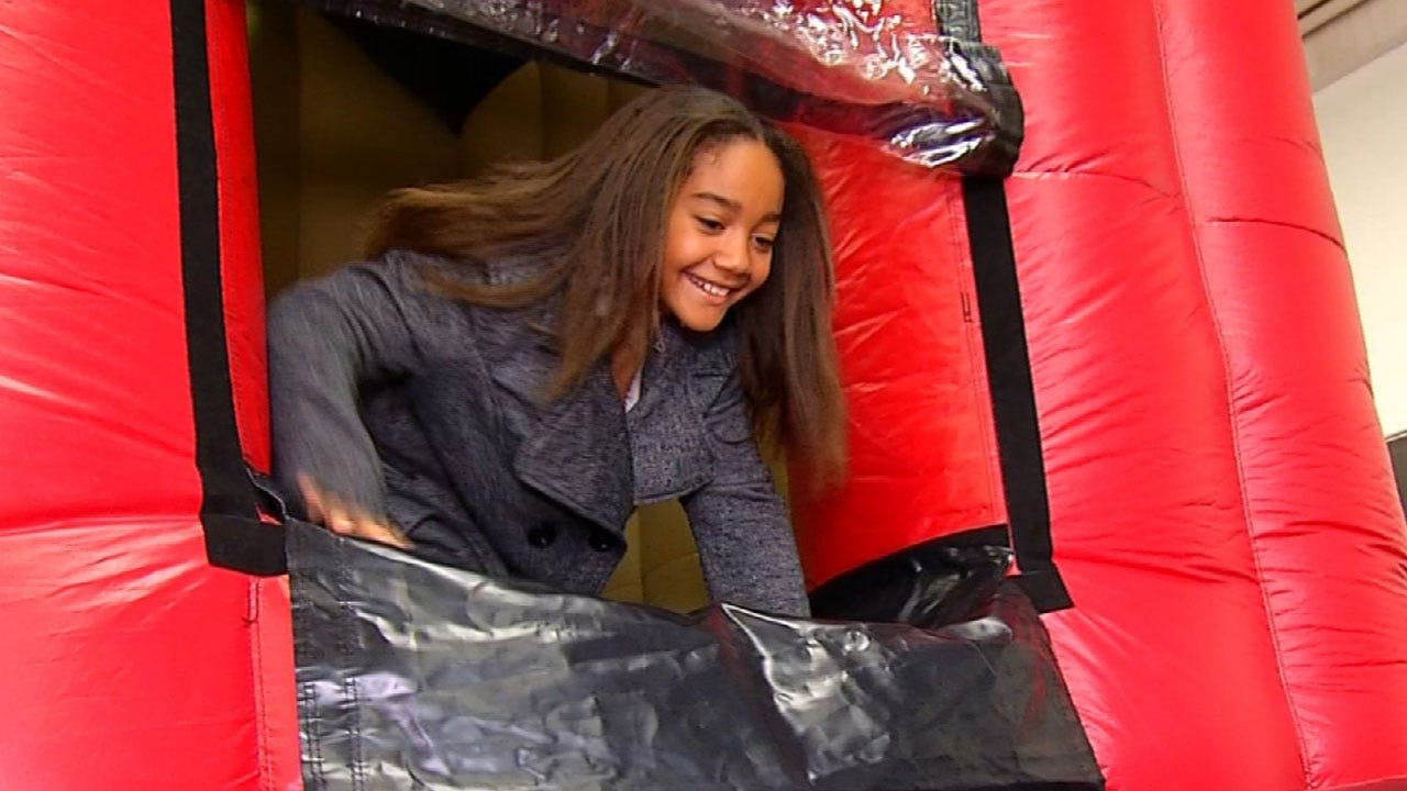 Midwest Ciy Fire Unveils New Tool To Teach Children About Safety