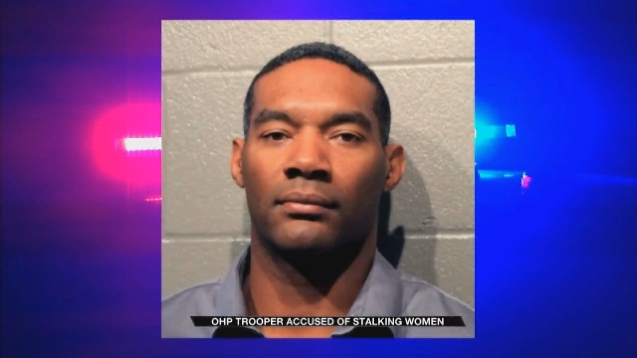 OHP Trooper On Leave, Accused Of Using Privilege Data To Stalk Woman