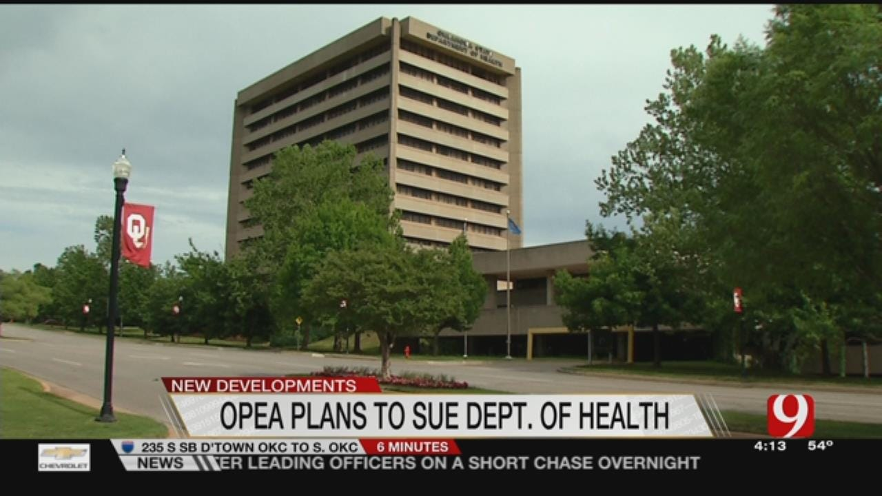 The Latest: OPEA Potential Lawsuit Against OSDH