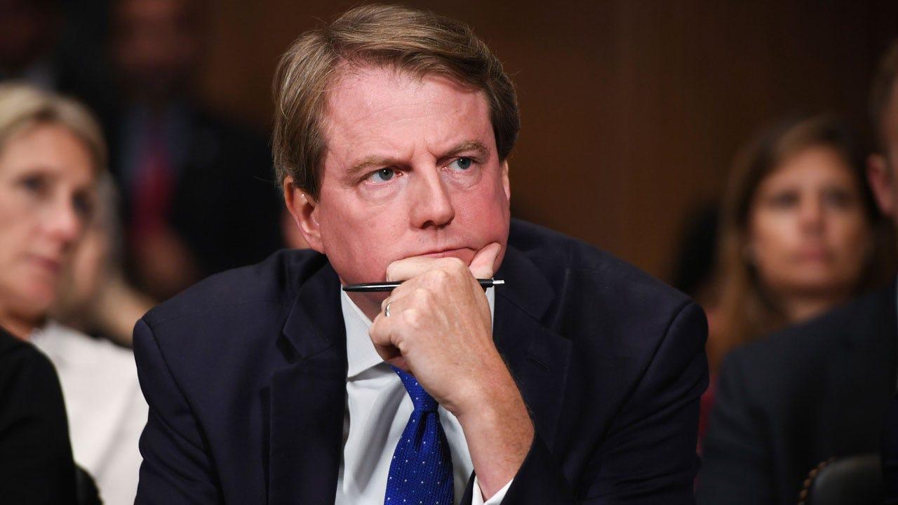 Don McGahn Departs As White House Counsel