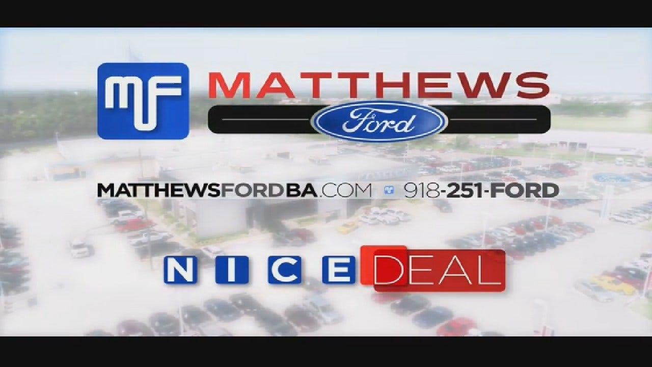 Matthews Ford F150 35833