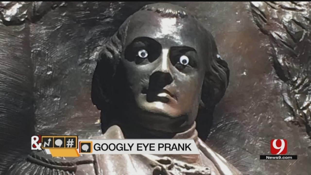 Trends, Topics & Tags: Googly Eye Prank