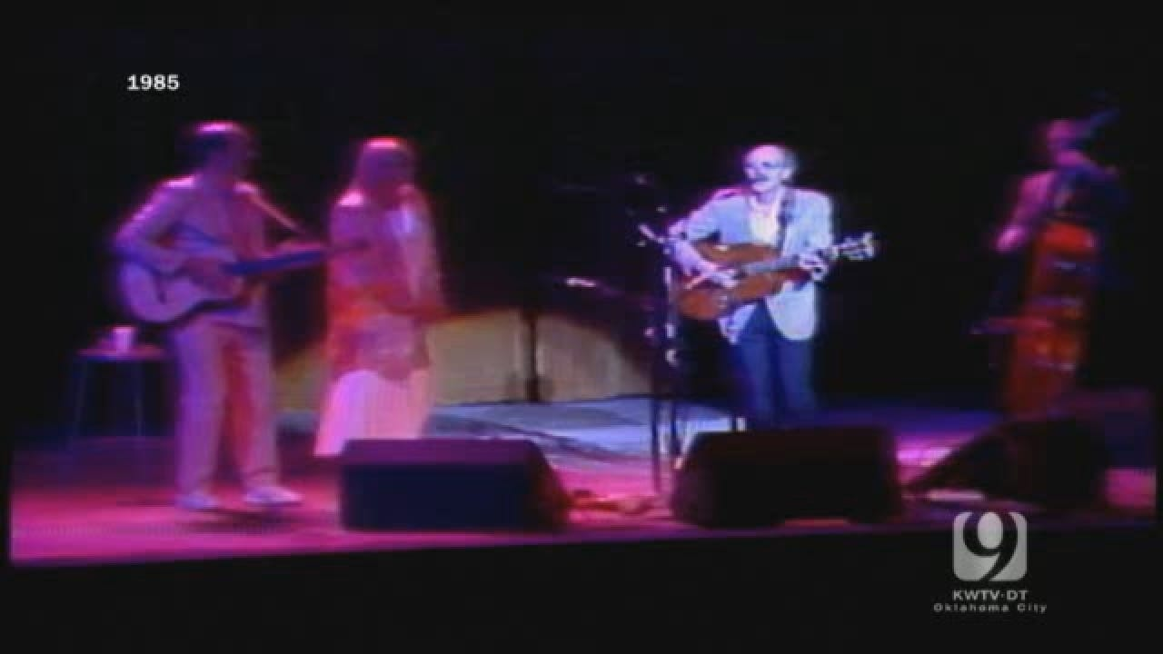 PETER, PAUL AND MARY 10-3-1985.wmv