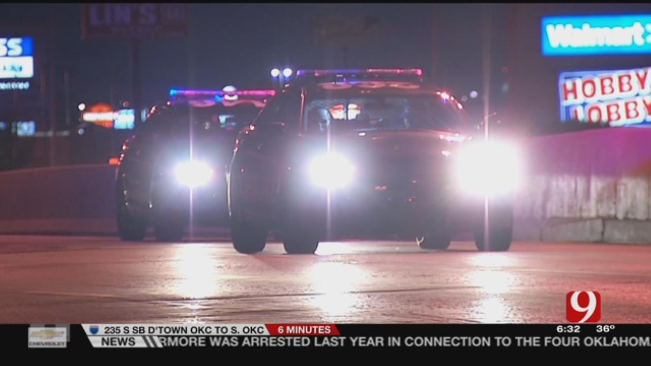 Wrong Way Driver Killed In Crash On I-40