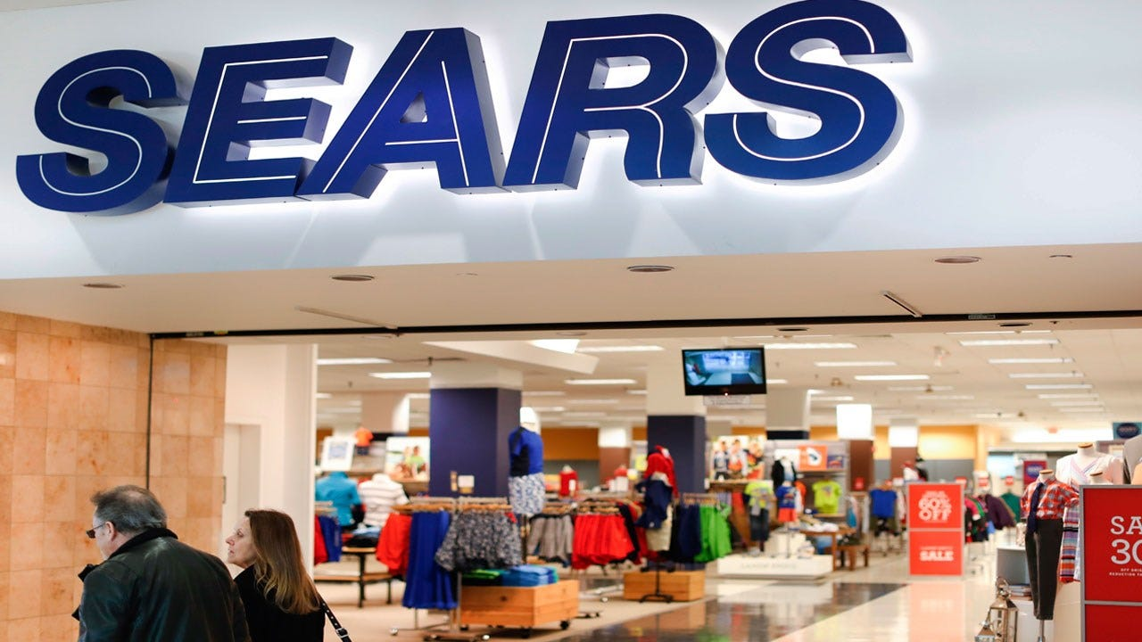 Sears Files Bankruptcy