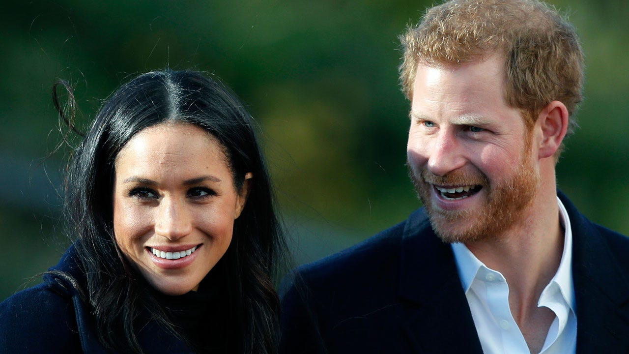 Duke And Duchess Of Sussex Expecting First Baby