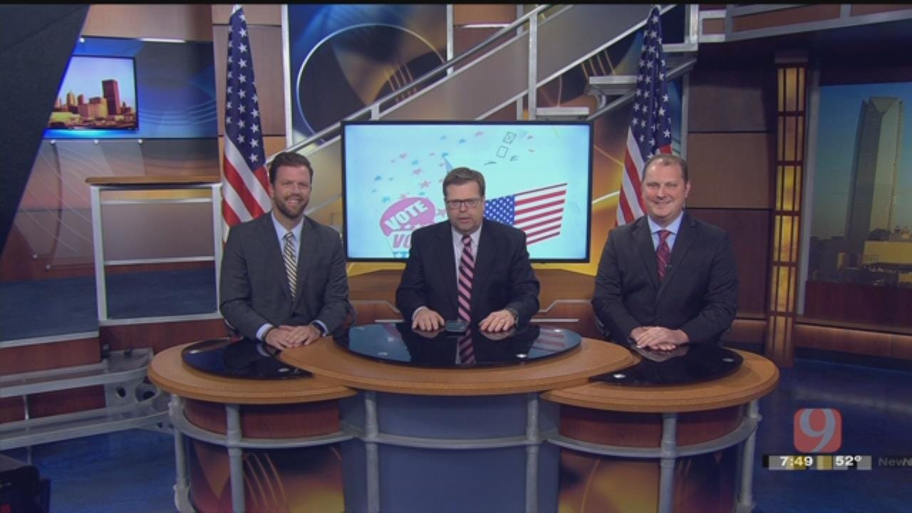 Your Vote Counts: Oklahoma Holds Youth Led Gubernatorial Debate