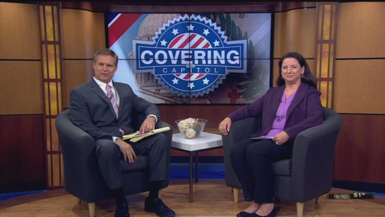 Covering The Capitol: Marsy's Law To Add New Rights For Crime Victims (SQ 794)