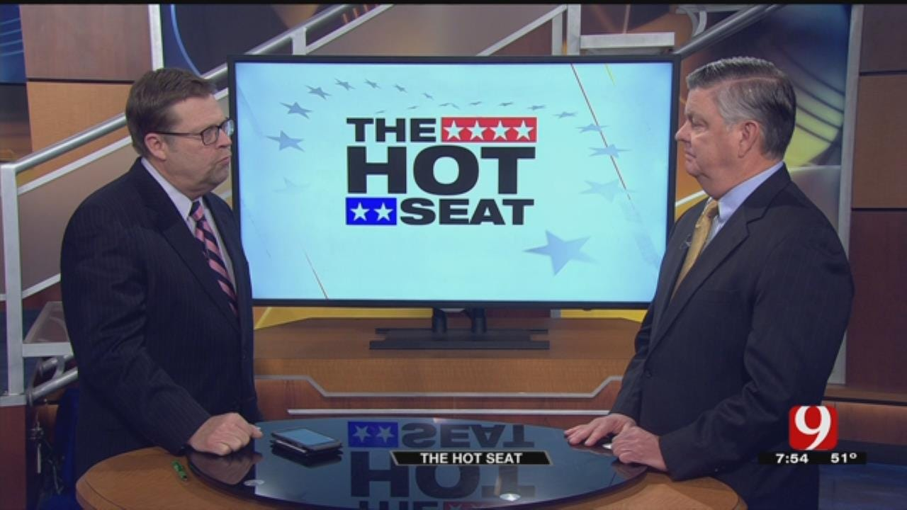 Hot Seat: SQ 793 To Help Bring Affordable Eye Care To Oklahoma