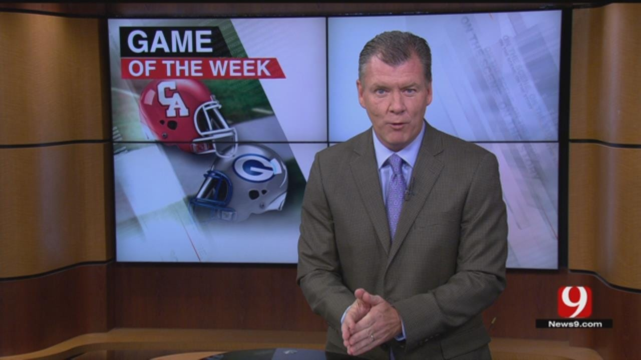 Game Of The Week: Carl Albert Shuts Out Guthrie