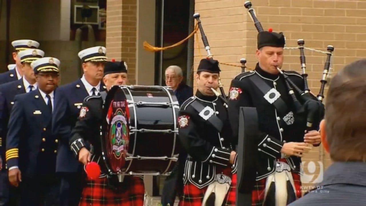 OCFD Honor Fallen Firefighters In Memorial Ceremony