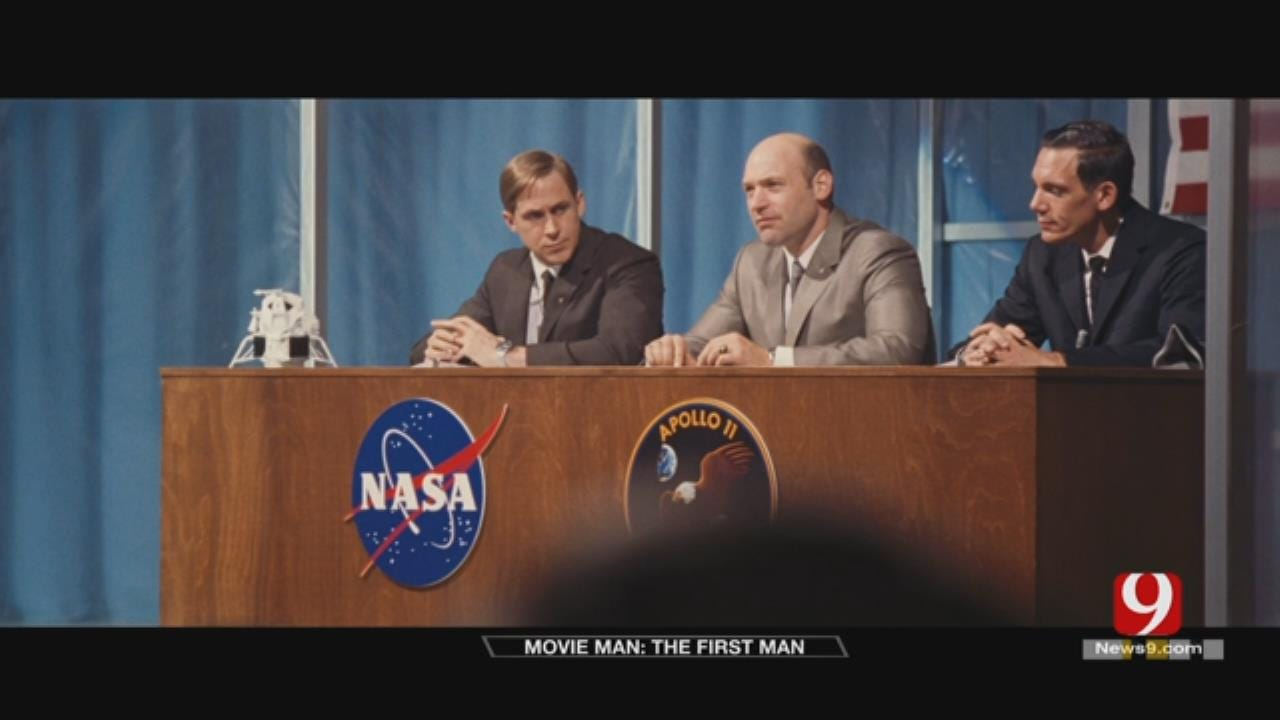 Dino's Movie Moment: 'First Man'