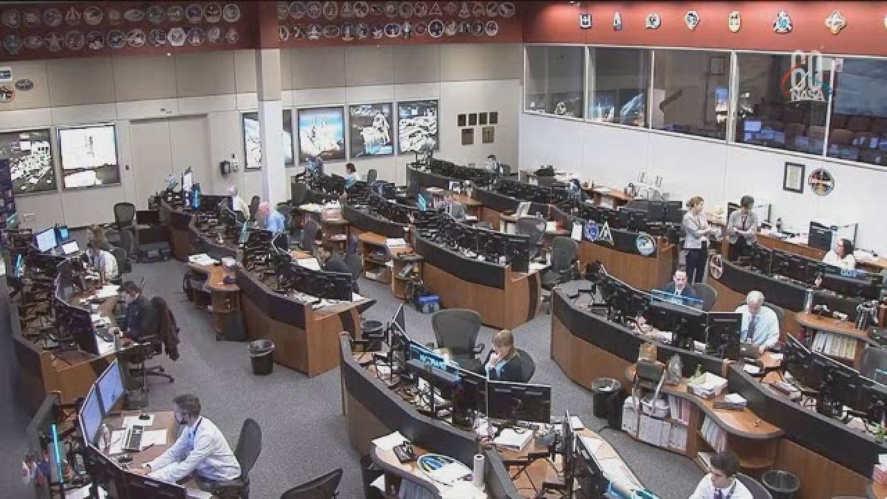 ISS Crew Landed Safely After Launch Fail