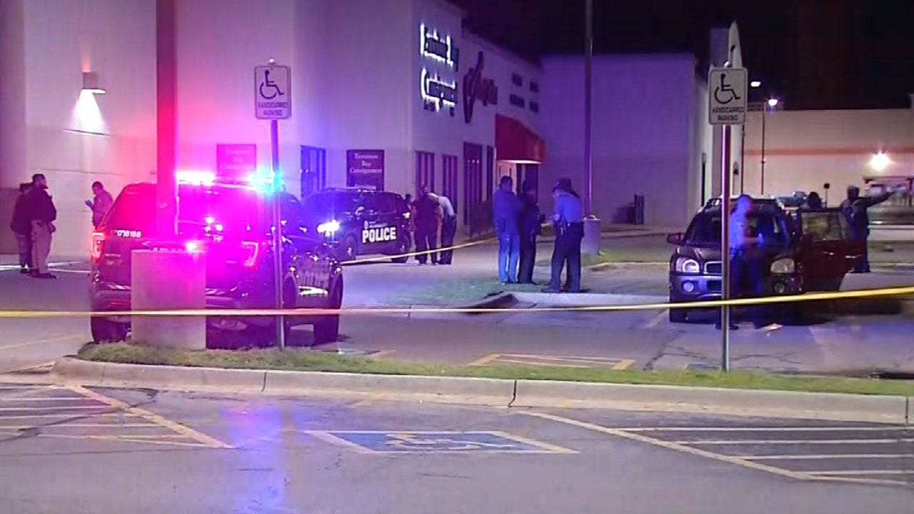 1 Critical After Shooting Outside The Avenue 101 Club In NW OKC