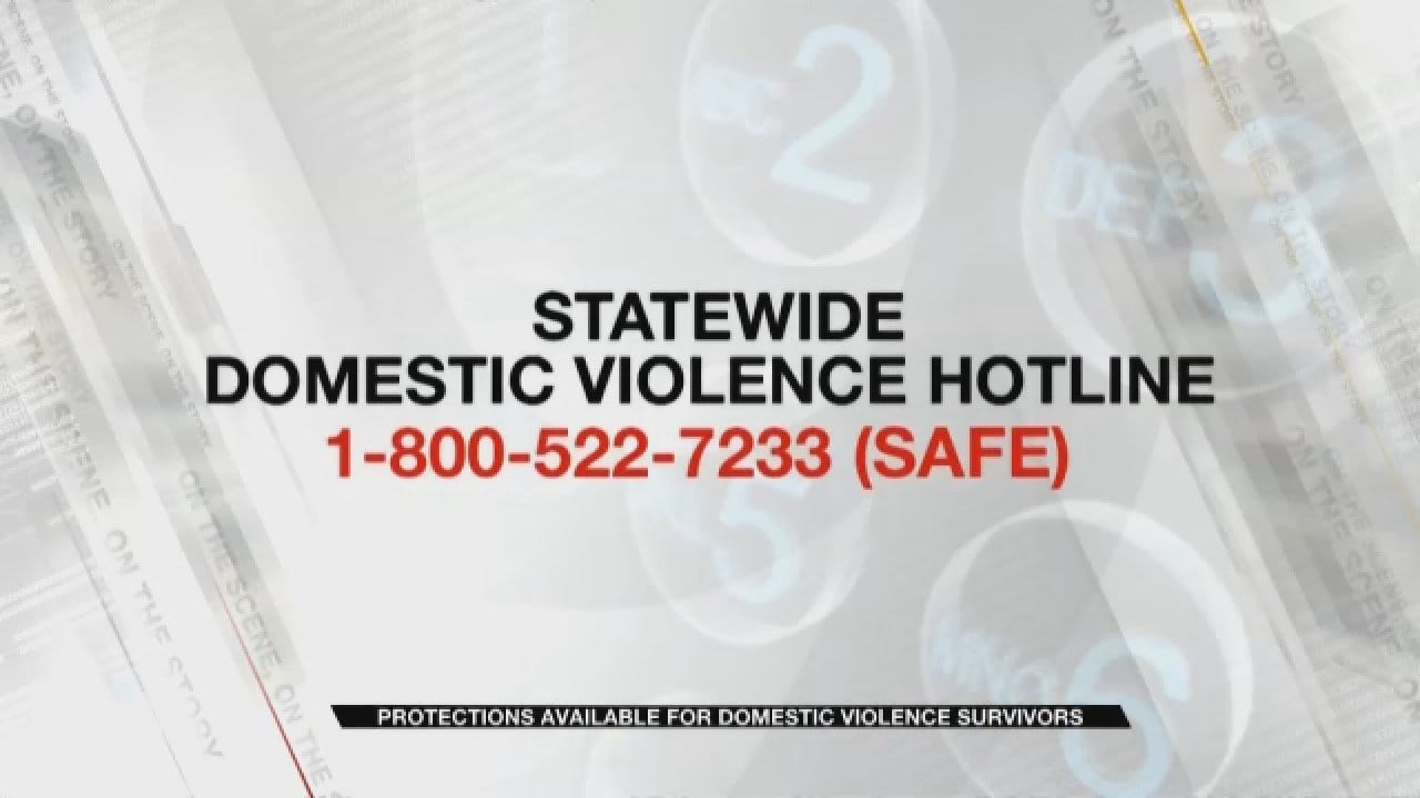 Protection Available For Domestic Violence Survivors