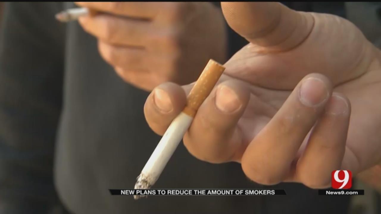 TSET Announces Plan To Help Cut Oklahoma Smoking Rate