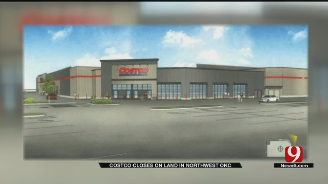 Costco Officially Closes On Land In NW OKC