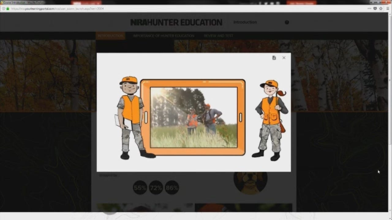 State Swaps Online Hunter Ed Course For NRA Course