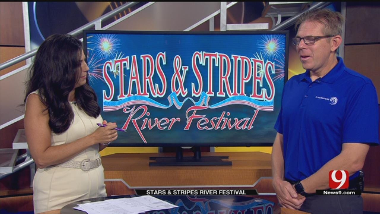 Stars And Stripes River Festival