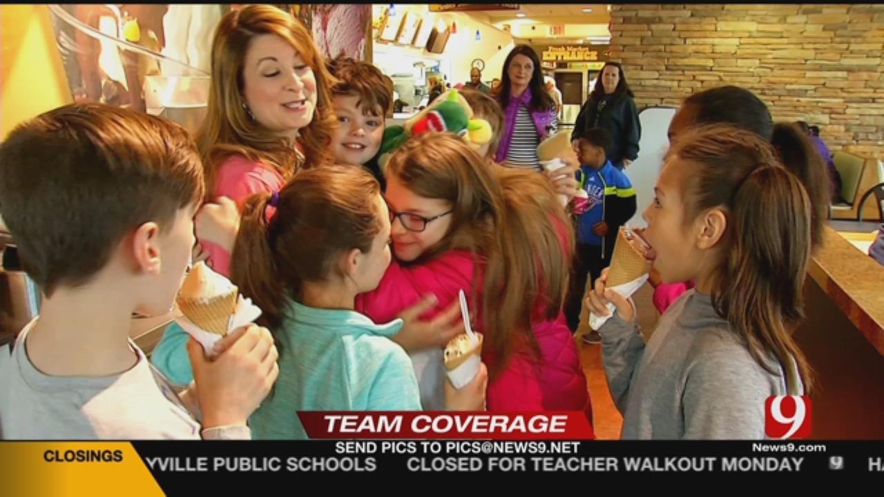 Teachers Continue Momentum Through Weekend