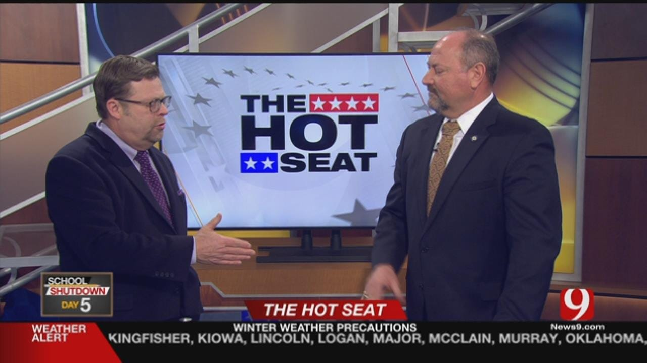 Hot Seat: Other Challenges In The State Budget