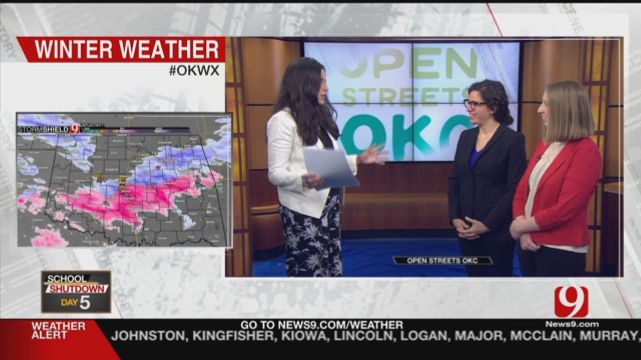 """""""Open Streets OKC"""" This Weekend"""