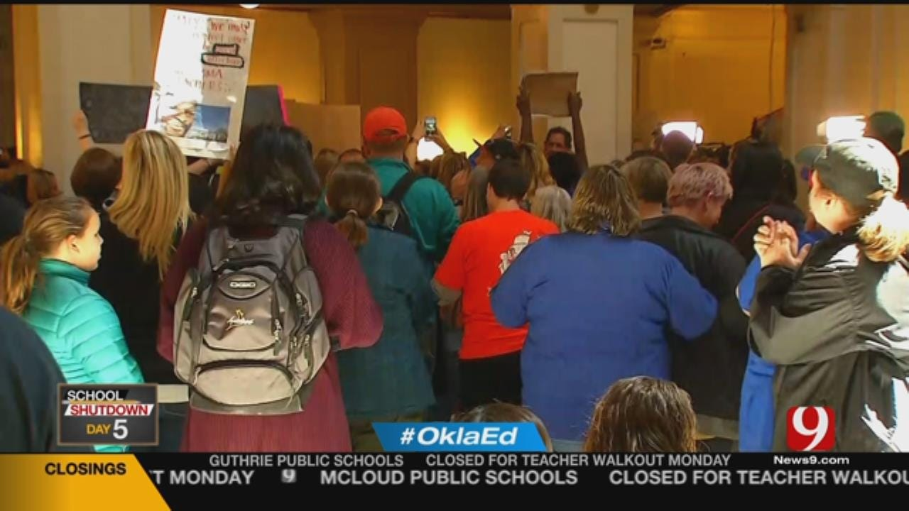 OEA Releases Demands To End Walkout